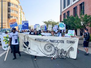 Youth Activists Climate Change March 2019